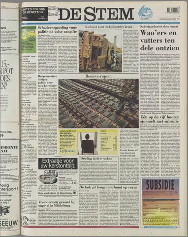de Stem 1995-12-20