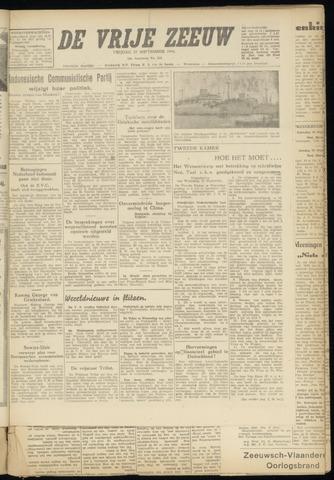 de Vrije Zeeuw 1946-09-27