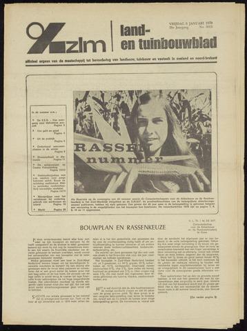 Zeeuwsch landbouwblad ... ZLM land- en tuinbouwblad 1970-01-07