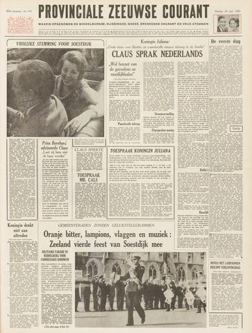 Provinciale Zeeuwse Courant 1965-06-29