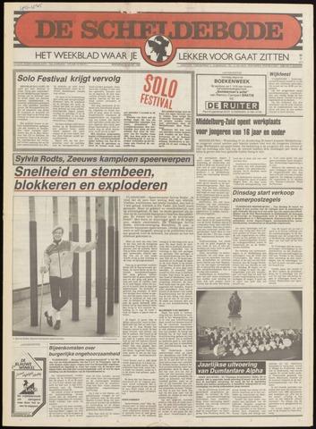 Scheldebode 1985-03-14