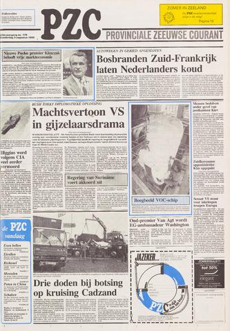 Provinciale Zeeuwse Courant 1989-08-03
