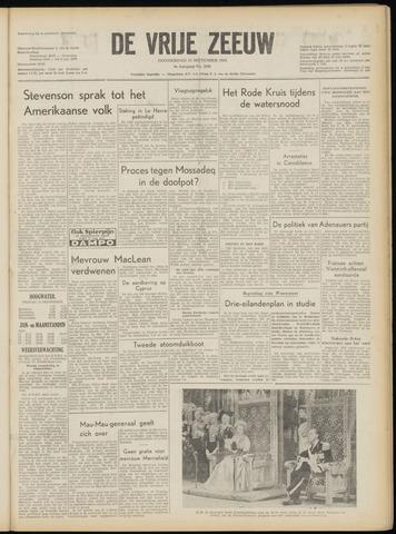 de Vrije Zeeuw 1953-09-17
