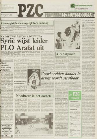 Provinciale Zeeuwse Courant 1983-06-25