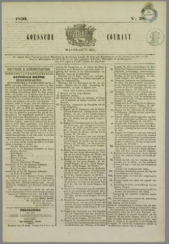 Goessche Courant 1850-05-13