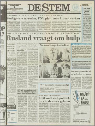 de Stem 1986-04-30