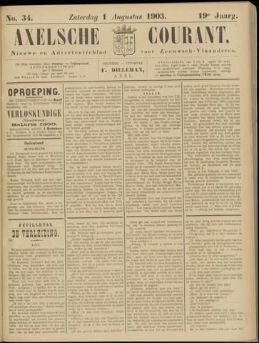 Axelsche Courant 1903-08-01