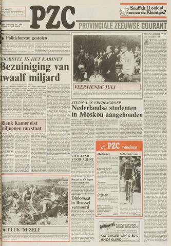 Provinciale Zeeuwse Courant 1983-07-15