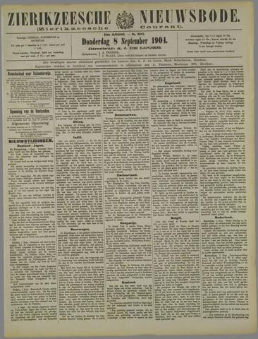 Zierikzeesche Nieuwsbode 1904-09-08
