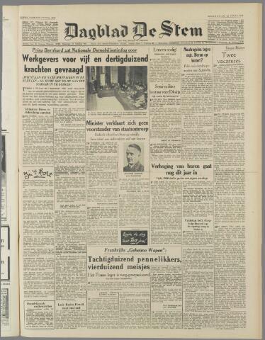 de Stem 1949-06-22