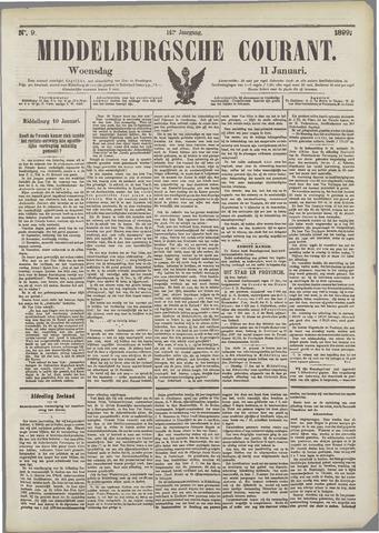 Middelburgsche Courant 1899-01-11