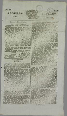 Goessche Courant 1839-06-14