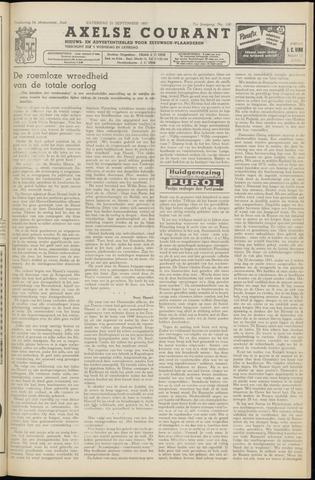 Axelsche Courant 1957-09-21