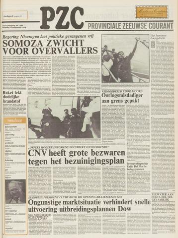 Provinciale Zeeuwse Courant 1978-08-25