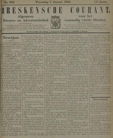 Breskensche Courant 1902