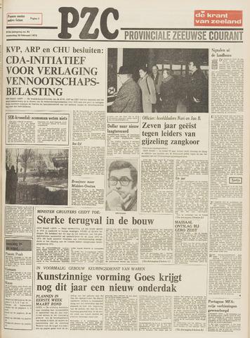 Provinciale Zeeuwse Courant 1975-02-26