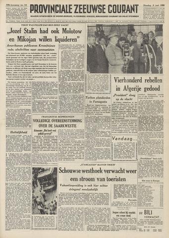 Provinciale Zeeuwse Courant 1956-06-05