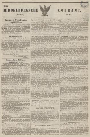 Middelburgsche Courant 1852-05-29