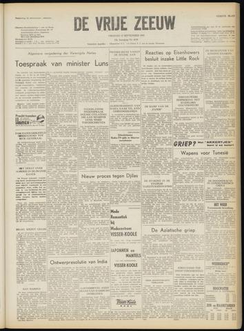 de Vrije Zeeuw 1957-09-27