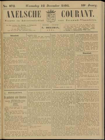Axelsche Courant 1894-12-12
