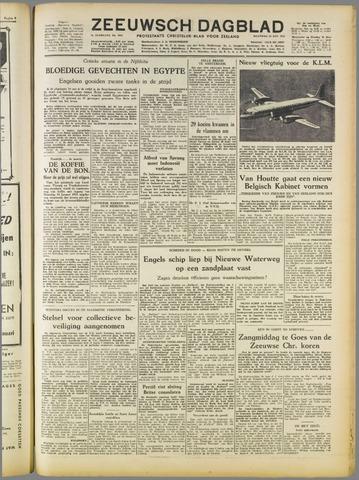 Zeeuwsch Dagblad 1952-01-14