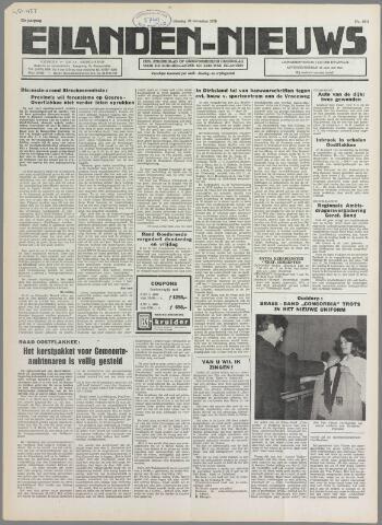 Eilanden-nieuws. Christelijk streekblad op gereformeerde grondslag 1979-11-20