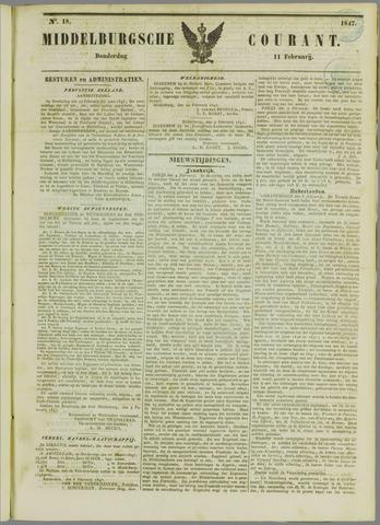 Middelburgsche Courant 1847-02-11