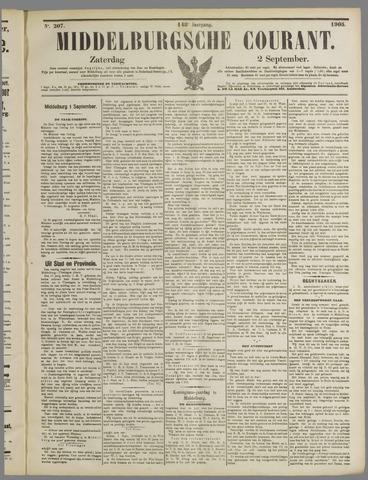 Middelburgsche Courant 1905-09-02