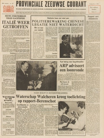 Provinciale Zeeuwse Courant 1966-11-25