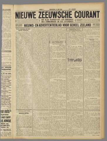 Nieuwe Zeeuwsche Courant 1933-06-22
