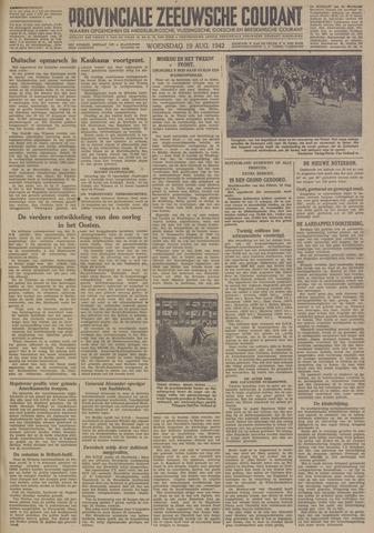 Provinciale Zeeuwse Courant 1942-08-19
