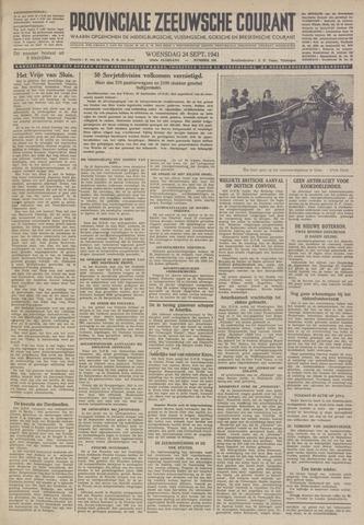 Provinciale Zeeuwse Courant 1941-09-24