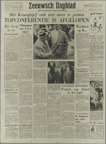 Zeeuwsch Dagblad 1960-05-18