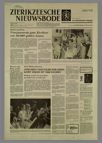 Zierikzeesche Nieuwsbode 1982-06-22