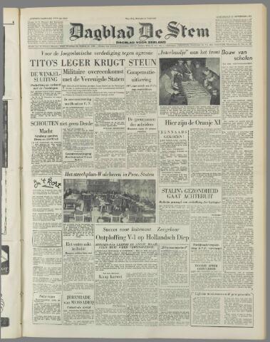 de Stem 1951-11-15