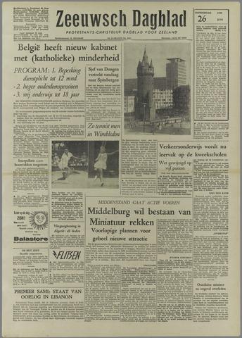 Zeeuwsch Dagblad 1958-06-26