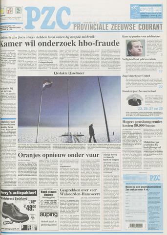 Provinciale Zeeuwse Courant 2003-02-20