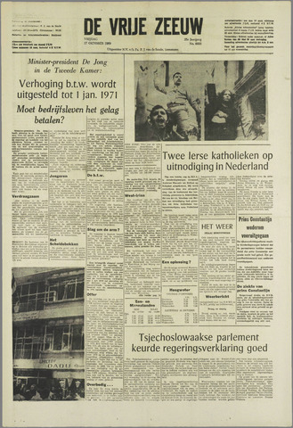 de Vrije Zeeuw 1969-10-17