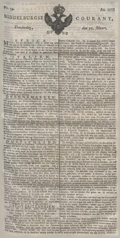 Middelburgsche Courant 1777-03-20