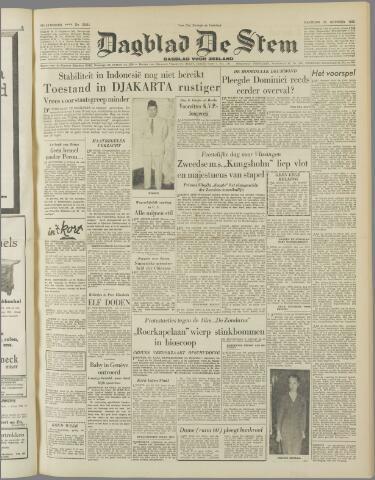 de Stem 1952-10-20