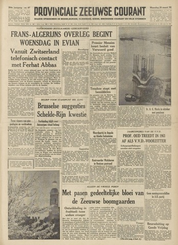 Provinciale Zeeuwse Courant 1961-03-20