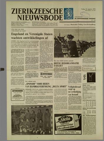 Zierikzeesche Nieuwsbode 1974-08-16