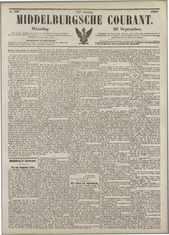 Middelburgsche Courant 1902-09-29