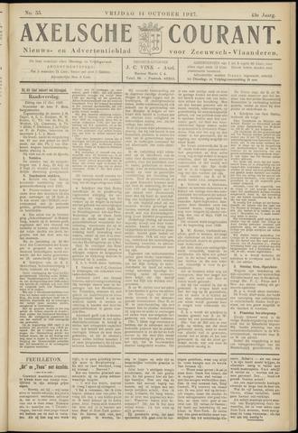 Axelsche Courant 1927-10-14