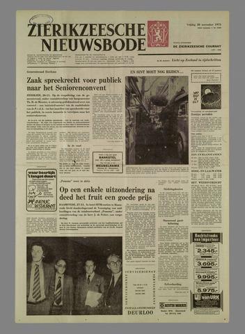 Zierikzeesche Nieuwsbode 1975-11-28