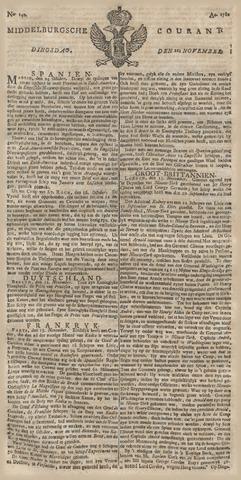 Middelburgsche Courant 1780-11-21