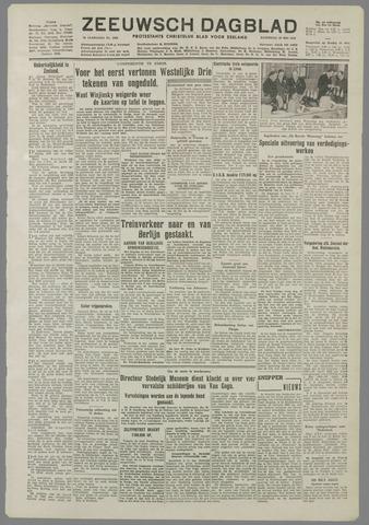 Zeeuwsch Dagblad 1949-05-28