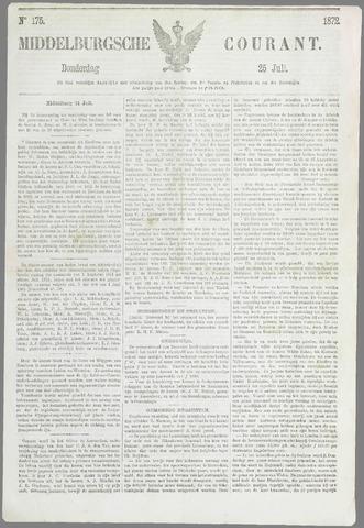Middelburgsche Courant 1872-07-25
