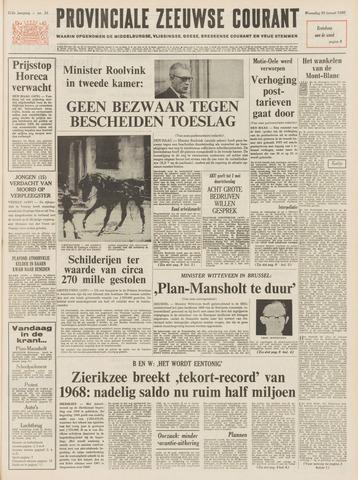Provinciale Zeeuwse Courant 1969-01-29