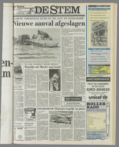 de Stem 1991-01-24